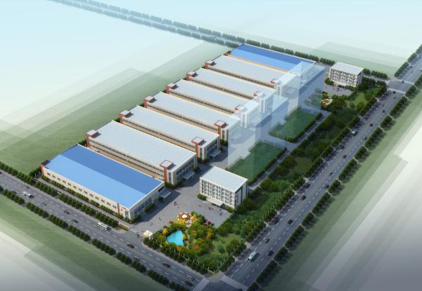 A8222  松江洞经工业园区内 独门独院 2万平厂房出租(期 房) 可定向建造厂房