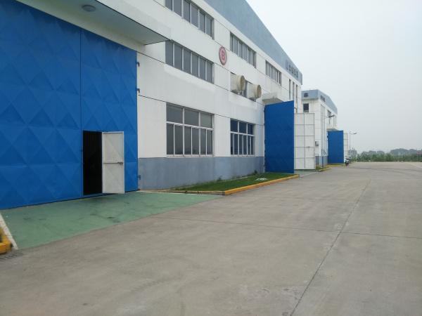 G1511 常熟支塘镇南开发区 新建单层高标准厂房出租 可装行车  单价0.7元