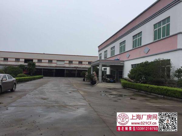 G1684 太仓全单层砖混结构高标准厂房仓库出租 20吨行车 可分割出租 电大