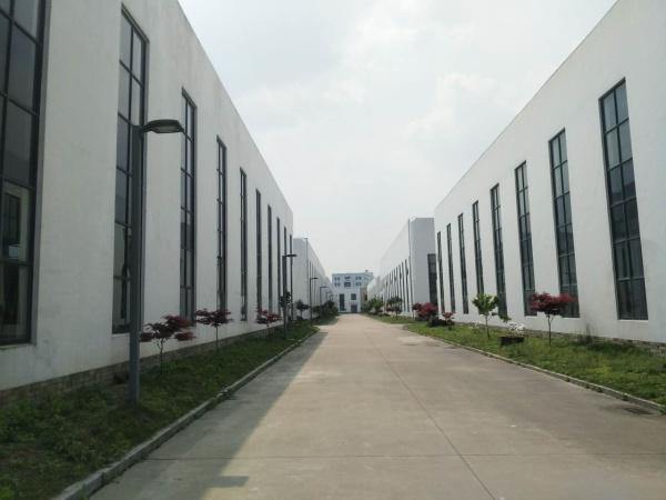 G1636 嘉兴海盐工业园区内 单层 形象好 多栋厂房出租 诚招外资企业
