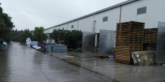 金山新城电商园厂房仓库出租 200平方起租单层标准厂房有喷淋
