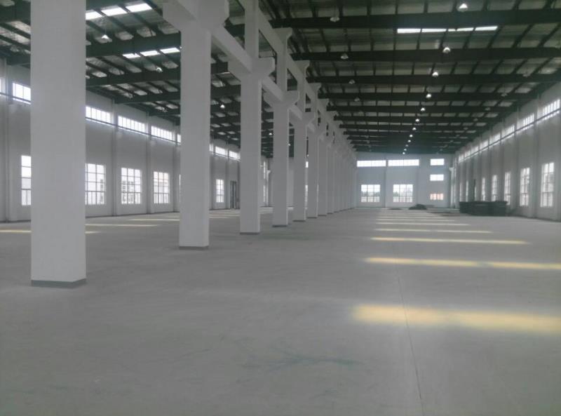 MY02 青浦朱家角工业园区104地块独栋5500平厂房仓库出租 可3000平起分割出租