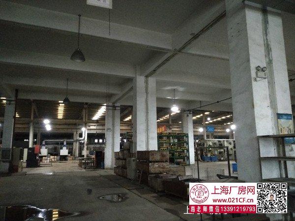 G1716  浦东 南汇大房东 1300平厂房 形象好 可环评 带行车 500平起租