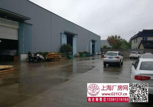 G1718 奉贤庄行工业园新出1000平独门独户104板块可以环评厂房仓库