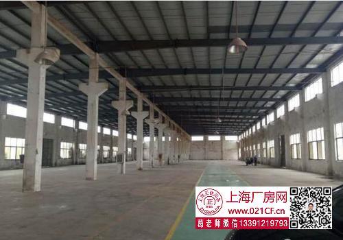 G1736 奉贤 奉城工业区104地块 厂房出租 绿证 层高9米 可环评 可分割