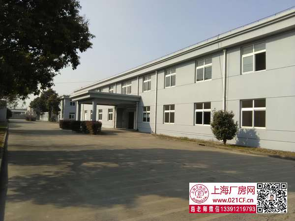 G1760  嘉定 安亭 百安路嘉安公路附近6000平方米单层带行车厂房仓库出租