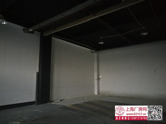 G1777 宝山 地铁一号线呼兰路站附近500米左右 一楼350平方米厂房仓库办公楼出租 2.7元