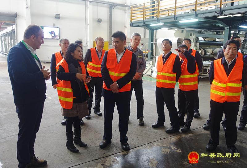 戴瑞率队赴上海、南京开展招商引资活动