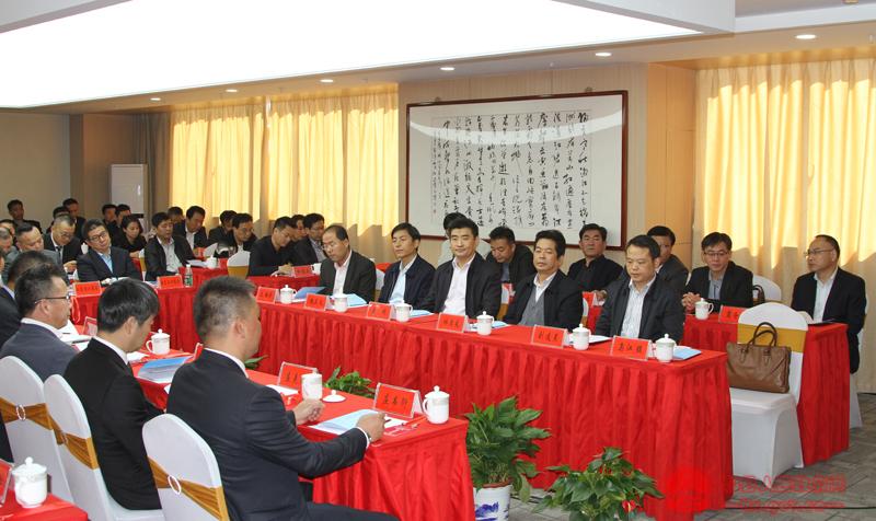 和县招商引资推介会在江北乌江新区举行(图)