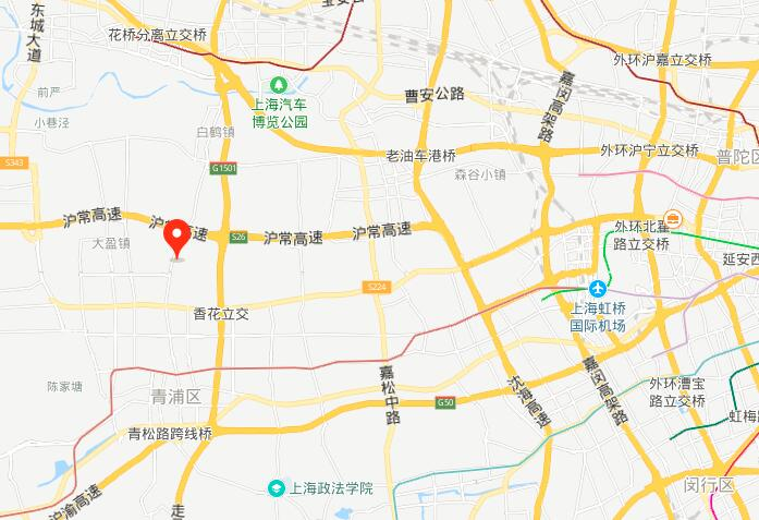 G2309 青浦工业园区 外青松公路新胜路 280平 可仓储 物流 小加工 厂房出租 单价1.2元