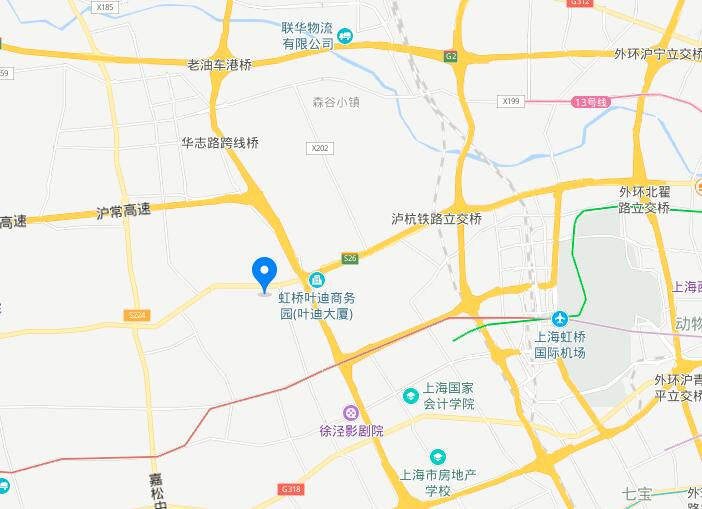 G2310青浦徐泾 北青公路沈海高速 1200平 厂房出租 单价1.50元