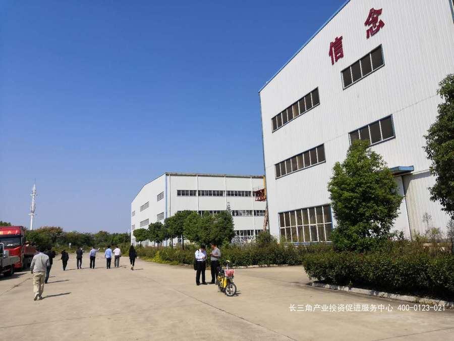 G2312 南京高淳单层可装行车大面积厂房出租出售 150亩 单层行车厂房32400平方米