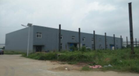 G2339马鞍山和县开发区 22.3亩 已建双层4000平厂房 整体出售 570万
