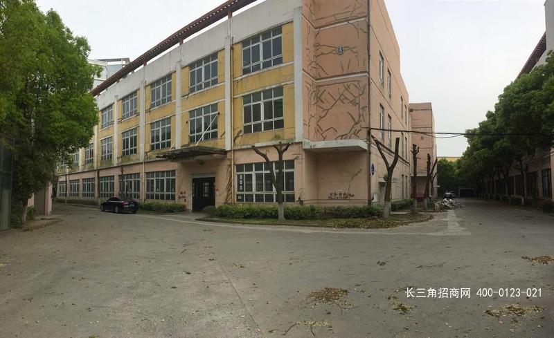 G2464 松江北九亭七欣科工业园 翠立科创中心  104地块 厂房研发办公楼出租 可分割 90平起租