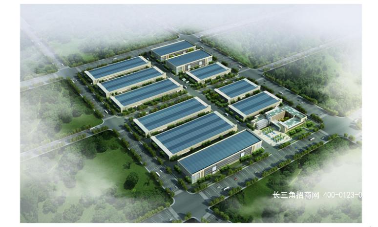 G2468 江苏镇江新区 车船装备园标准厂房出租 6742平 11498平 可分割出租