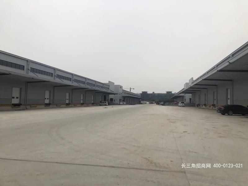 G2493芜湖三山区高标仓库出租 93000平方米 单层 丙二类 带平台