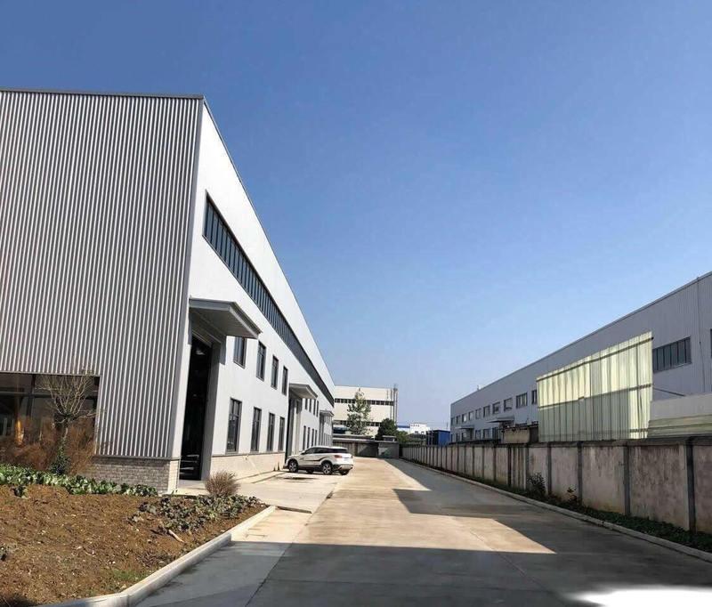 G2505 南京高淳经济开发区 1280平方米  单层有行车厂房出租  层高12米  宿舍办公配套齐全