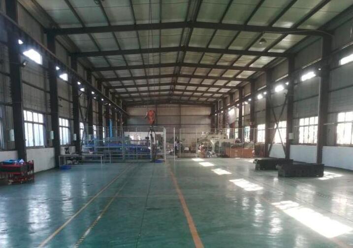 南京江北新区 六合雄州高速出口带行车标准厂房 2000平方米