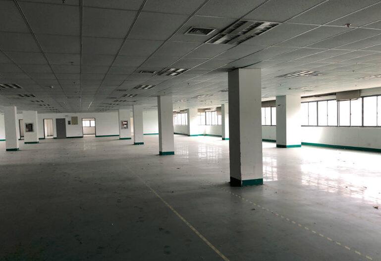 南京江宁上坊东山办公简装厂房大面积出租 5000平方
