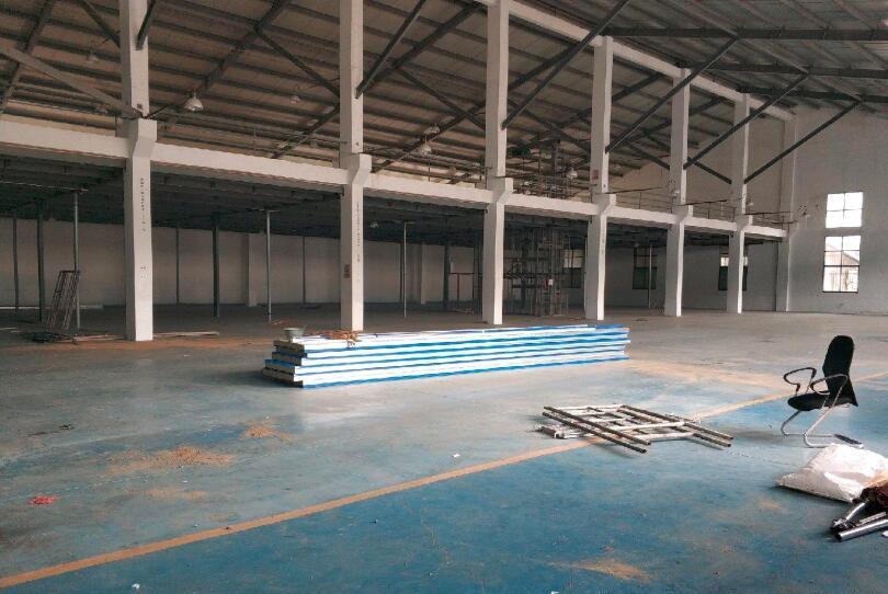 南京江宁麒麟科技城 麒麟门泉水社区 厂房 4000平米 可分割出租 可装行车