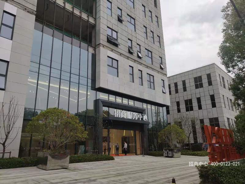 G2558 松江泗泾金地威新松江科创园 大虹桥高品质研发生产104园区厂房可分割出租 800平起租