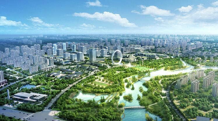 长葛产业新城 河南许昌工业用土地出售招商引资  厂房出租  