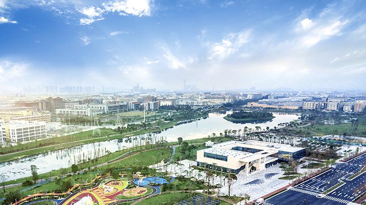 江门高新产业新城 广州江门国家级高新技术产业开发区 工业用土地出售招商引资  园区厂房出租