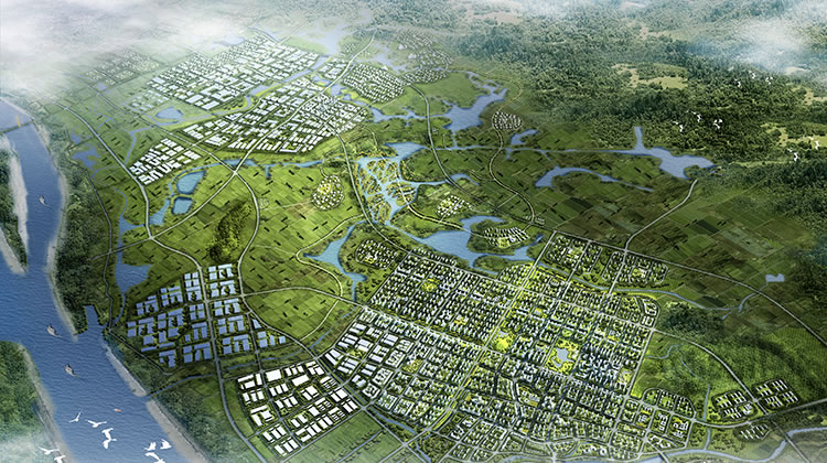 和县产业新城 南京城市圈 马鞍山市和县工业用土地出售 园区厂房出租 招商引资  智能机器人、都市食品、集成电路