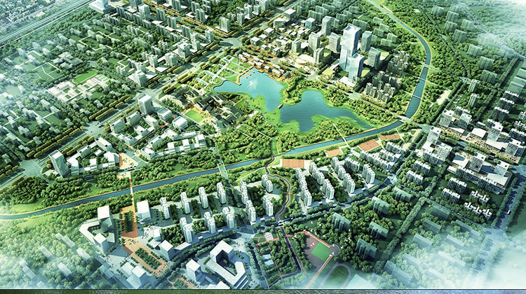 长丰产业新城 合肥长丰下塘工业用土地出售 园区厂房出租 招商引资 新型显示、智能制造装备、集成电路产业