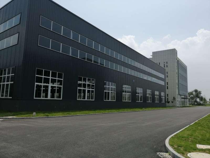 G2568 南京高淳政府自建仅余5300平/栋 火车头式可装行车厂房出租 12元
