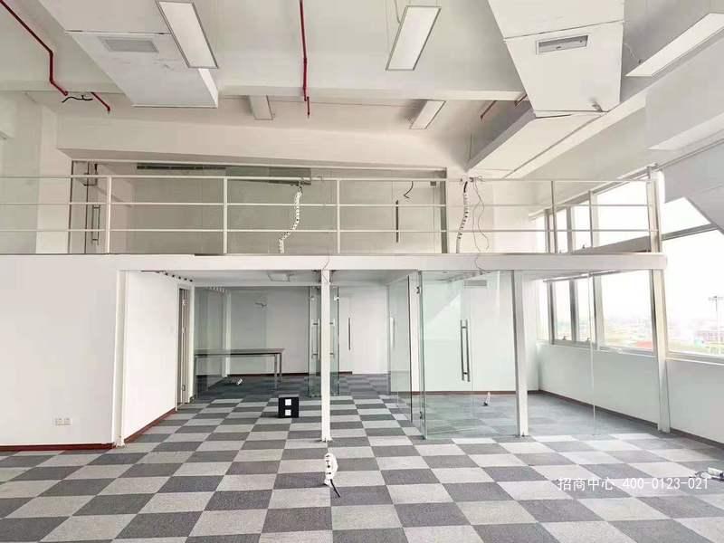 G2569 宝山 一号线共富新村地铁站 研发办公楼出租 150-500平均可出租