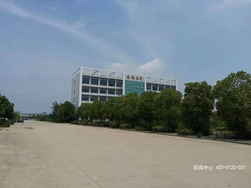 G2576 和县经济技术开发区 两栋单层厂房 15000平 可分割出租 2000平起 对企业无特别要求
