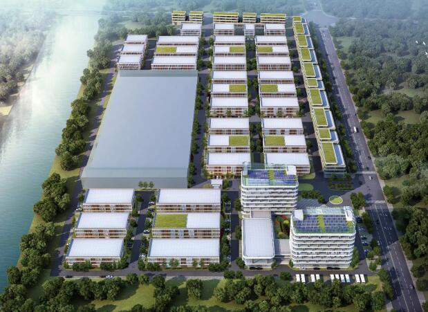 G2577 湖州 万马湖州产业园区 独栋厂房出售  大小项目均有  多层为主