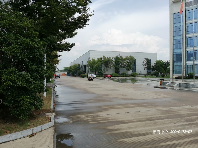 G2583 马鞍山博望区 收费站附近 单层厂房12000平方米 可分割出租 可装行车
