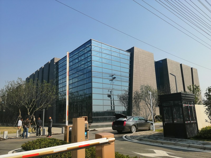 G2604 南京林场站10公里 来安标准厂房出租 电子信息产业园 3层独栋厂房研发楼出租  租金可谈 入园享政策