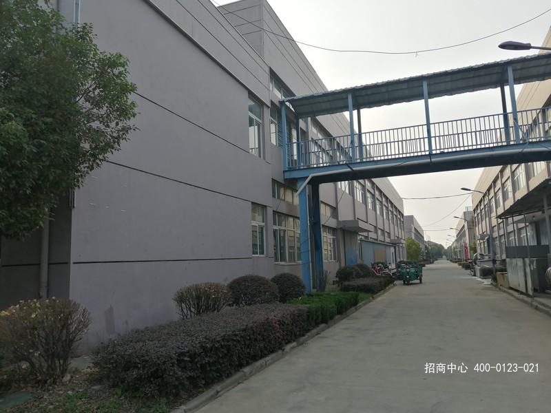 G2617 南京城市圈 马鞍山和县 成熟园区 独栋双层 4500平 出租 入园可享房租补贴1-3年