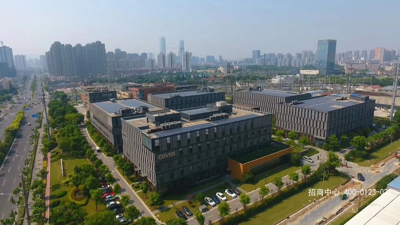 G2621 无锡传感设备产业园 无锡市中心高端研发生产办公载体出租 1800-2200平 1-4楼可选 入园享超长房租补贴