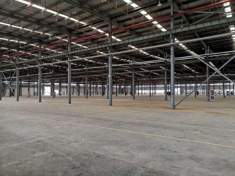 G2624 青浦工业区10亩工业用地 3000多平单层厂房整体转让 含税3200万 股权转让