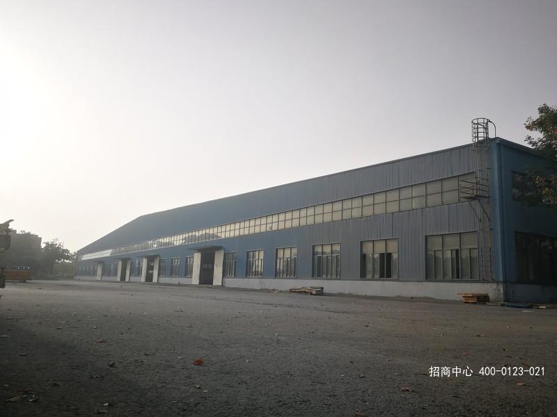 G2632 南京禄口空港旁 溧水柘塘高速入口 地铁拓塘1.5公里 15000平方米仓库出租  可分割 配套齐全