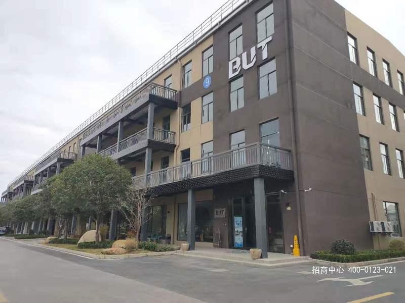 G2634 宝山吴淞生态产业园厂房商铺办公楼出租 可分租 200平起租 一楼及楼上均有  办公展厅电商教育文创等行业