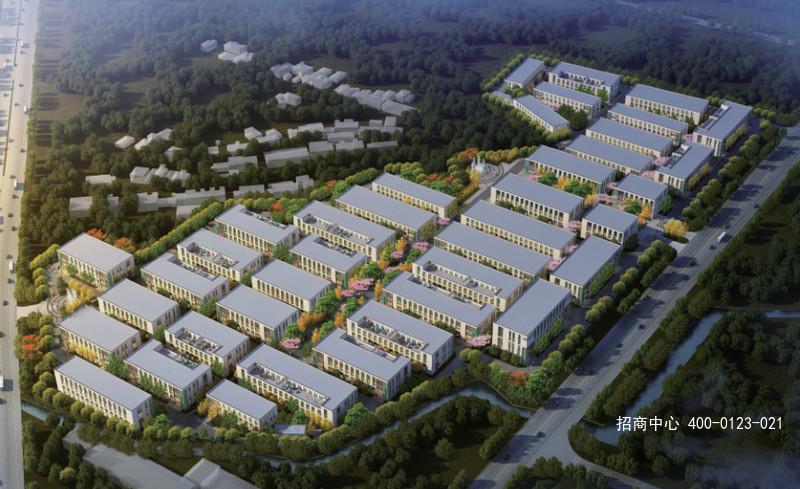 G2641 江苏无锡市宜兴官林镇600-6000平独栋别墅式厂房研发楼出售 均价3800元/平 价格可谈