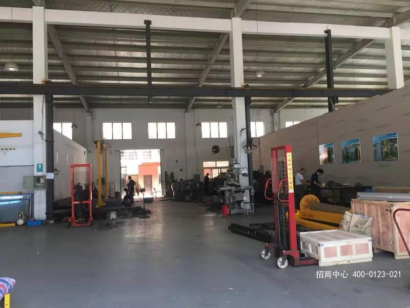 G2650 青浦工业园区 漕盈路 小面积单层厂房出租 400-500平