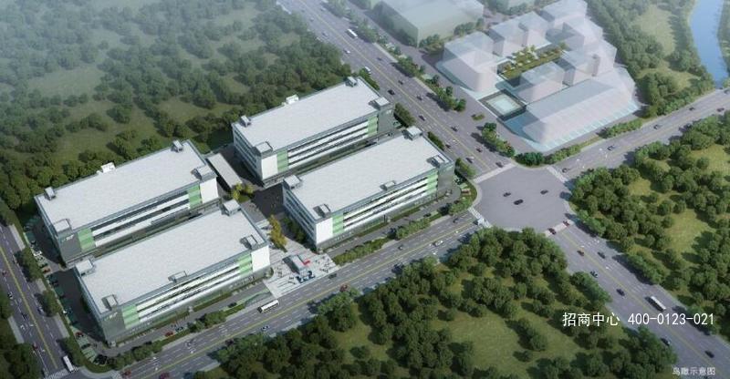 G2651太仓高新技术产业开发区南区  城厢镇  新建可装行车多层厂房出租 可分割  1800平起租 价优