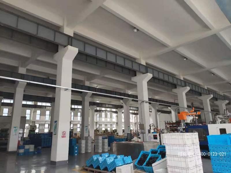 G2655  嘉兴海盐工业园区 政府自建标准厂房出租 多层厂房 一楼可装行车 2000平起租