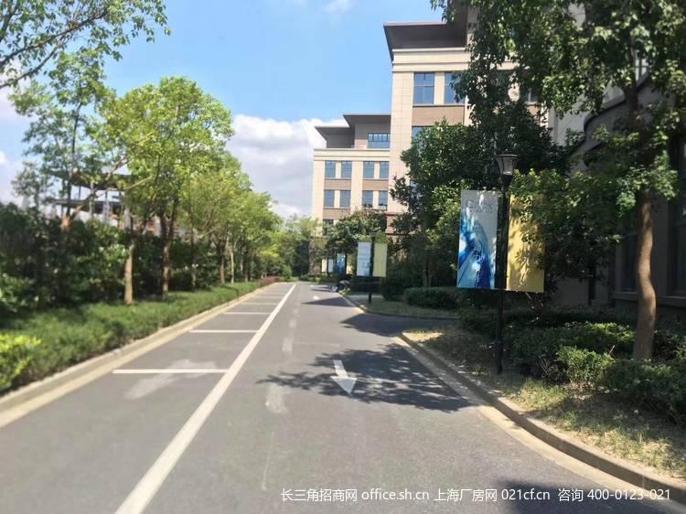 G2670 上海松江江经济开发区智造产业园独栋厂房出售 5层2400-2800平 单价8800元