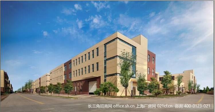 G2671 上海市金山工业园区标准厂房出售 2100-2500平 三层独栋厂房出售 低价清盘
