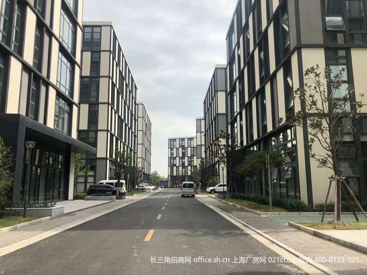 G2676 松江中山街道 国企开发商 厂房研发办公楼出售 面积400平米起分 可贷款50%-70%