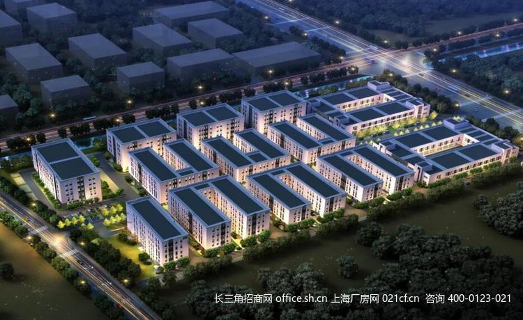 G2696 南京江宁空港新城独栋标准厂房出售 580-4500平可选