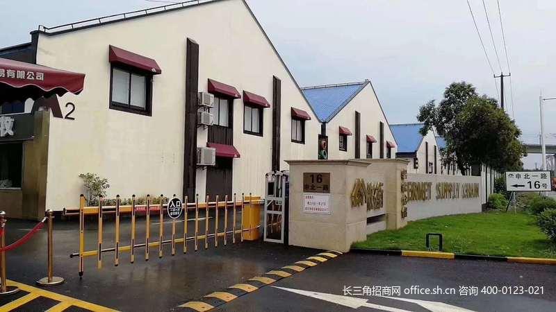 G2738 上海闵行莘庄工业区(银都西路靠近申北一路)45平方米起出租 厂房研发办公楼展厅出租