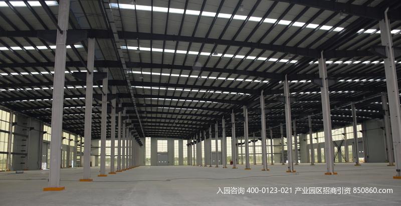 G2750 平谦(苏州)工业地产 苏州相城经济技术开发区 单层标准厂房出租 外资企业优先 7271平 可分一半出租